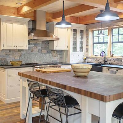Princeton MA kitchen